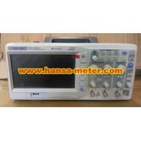 Jual Digital Osciloscop 50 MHZ  Siglent  SDS1052+