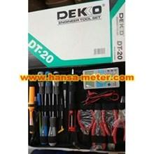Dekko Tool Kit DT20