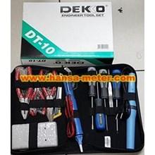 Tang Tool kit DEkko DT10