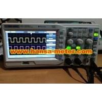 Jual Digital Osciloscop 100 MHZ 2 chanel Siglent  2