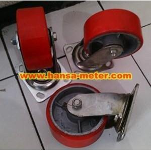 Roda Endo Polyurethane 5 inc Putar