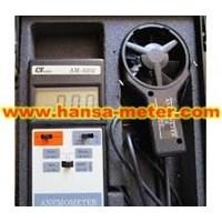 Lutron Anemmometer AM4202  1