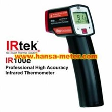 IR100e IRTEX infared Thermometer 1000 deg C