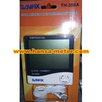 Jual Thermohygrometer SANFIX TH-303A