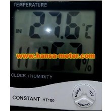 Thermohygrometer Comstant HT-100