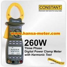Clamp meter 260W Constant