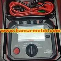 Insulation Tester SANWA MG5000