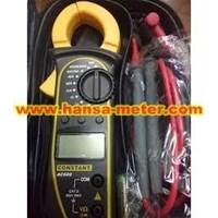 Clamp meter AC600 Amepere Constant