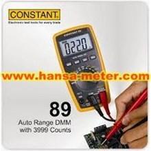 True RMS 89 Constant Dgitak Multimeter With 3999 Counts