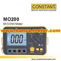 Jual MO200 Constant MiliOhmmeter