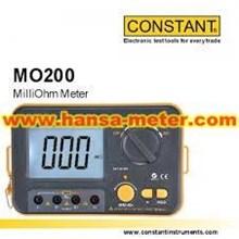 MO200 Constant MiliOhmmeter