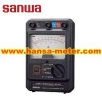 Jual SANWA PDR 302 Earth tester