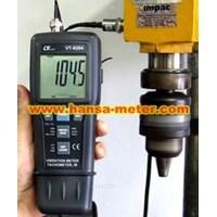 Jual VT8204 Lutron Vibration meter dan Tachometer