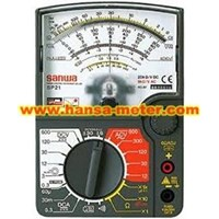 Jual SP21 Analog Multimeter SANWA