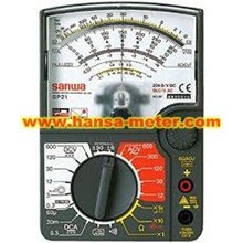 SP21 Analog Multimeter SANWA
