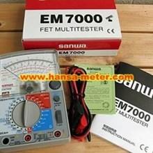 EM7000 SANWA ANALOG Multimeter