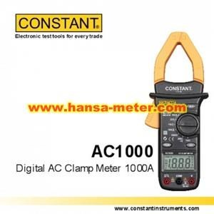 AC1000 Constant Clamp Meter Digital