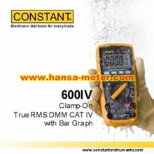 DMM 600IV Constant True RMS Digital Multimeter