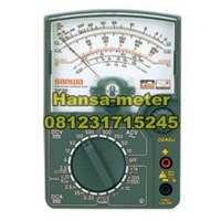 SANWA SP20 Analog Multimeter 1