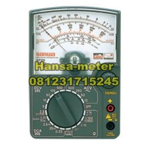 SANWA SP20 Analog Multimeter