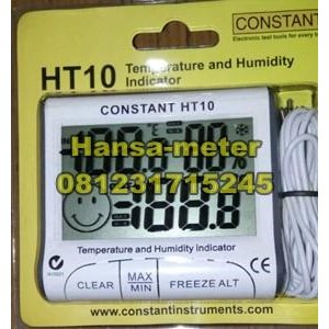 HT10 Constan Thermometer  Ruangan