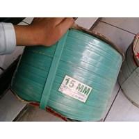 Distributor Tali strapping 15mmx7kg warna hijau  3