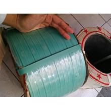 Tali strapping 15mmx7kg warna hijau