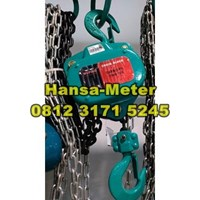 Chain Blok 1 ton WIPRO 1