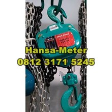 Chain Blok 1 ton WIPRO