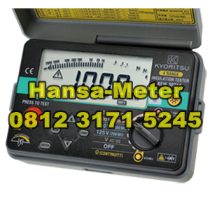 Insulation Tester 3021A Kyoritsu NEW