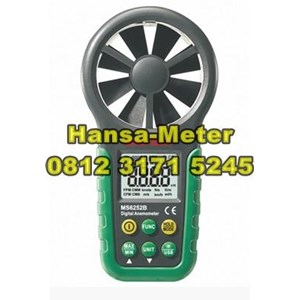 MS6252B MASTECH Anemmometer