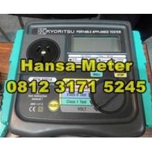 Portable Appliance Testers KEW 6201A Kyoritsu