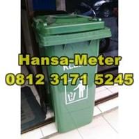 Jual Tong Sampah 120 liter Hijau