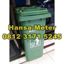Tong Sampah 120 liter Hijau