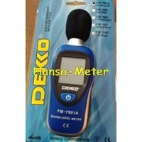 Jual Soaund Level Meter DEKKo FM7901A