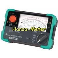 Insulation Tester KEW 3431 Kyoritsu