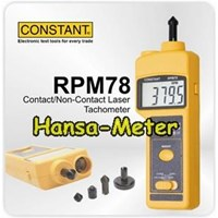Jual Tachometer CONSTANT RPM78