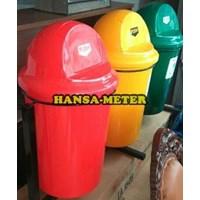 Tempat Sampah  Tiang  60 liter