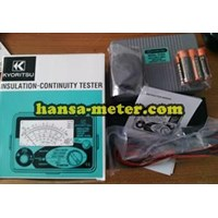 Jual Insulation Tester 3132A Kyortsu
