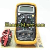 Multimeter Digital Constant 50 1