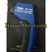 Termometer inframerah FR7802 DEKKO