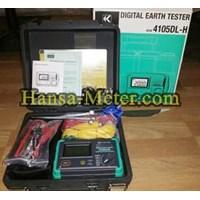 Jual Earth Tester Kyoritsu 4105DL-H