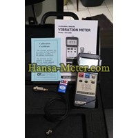 Alat Ukur Getaran Vibration Meter VB8200 Lutron