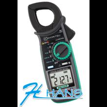 Clamp Meter Tang Ampere AC Ampere Kyoritu 2127R