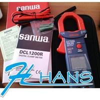 Sanwa DCL1200R AC Clamp Meter