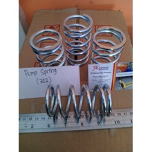 Spare part Hand Pallet Pump Spring Kode 302
