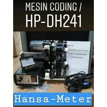 Mesin Cooding DH241
