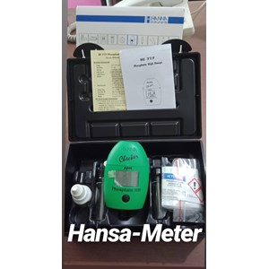 Ph meter  cheacker hanna HI717