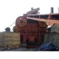 Stone Crusher Plant Cap120 Tons H Instalasi Dilokasi
