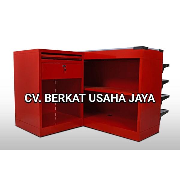 Cash Register Shelfing